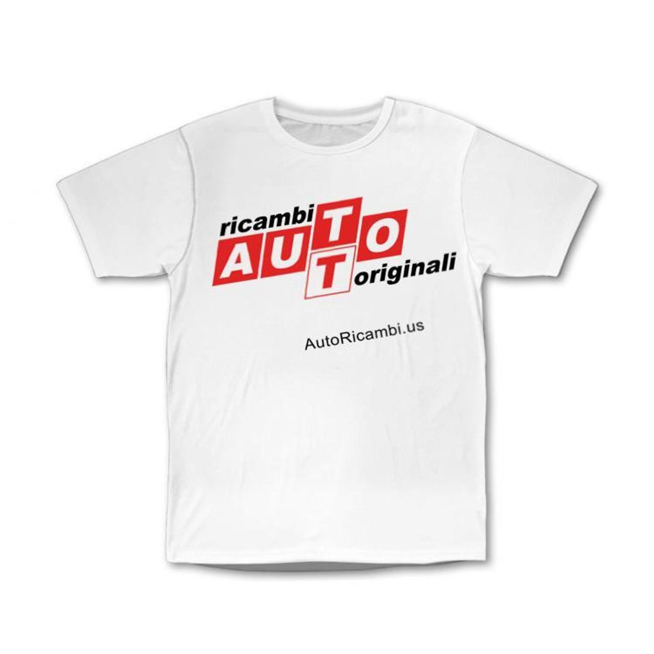 Ricambi Originali Tee Shirt - by Auto Ricambi