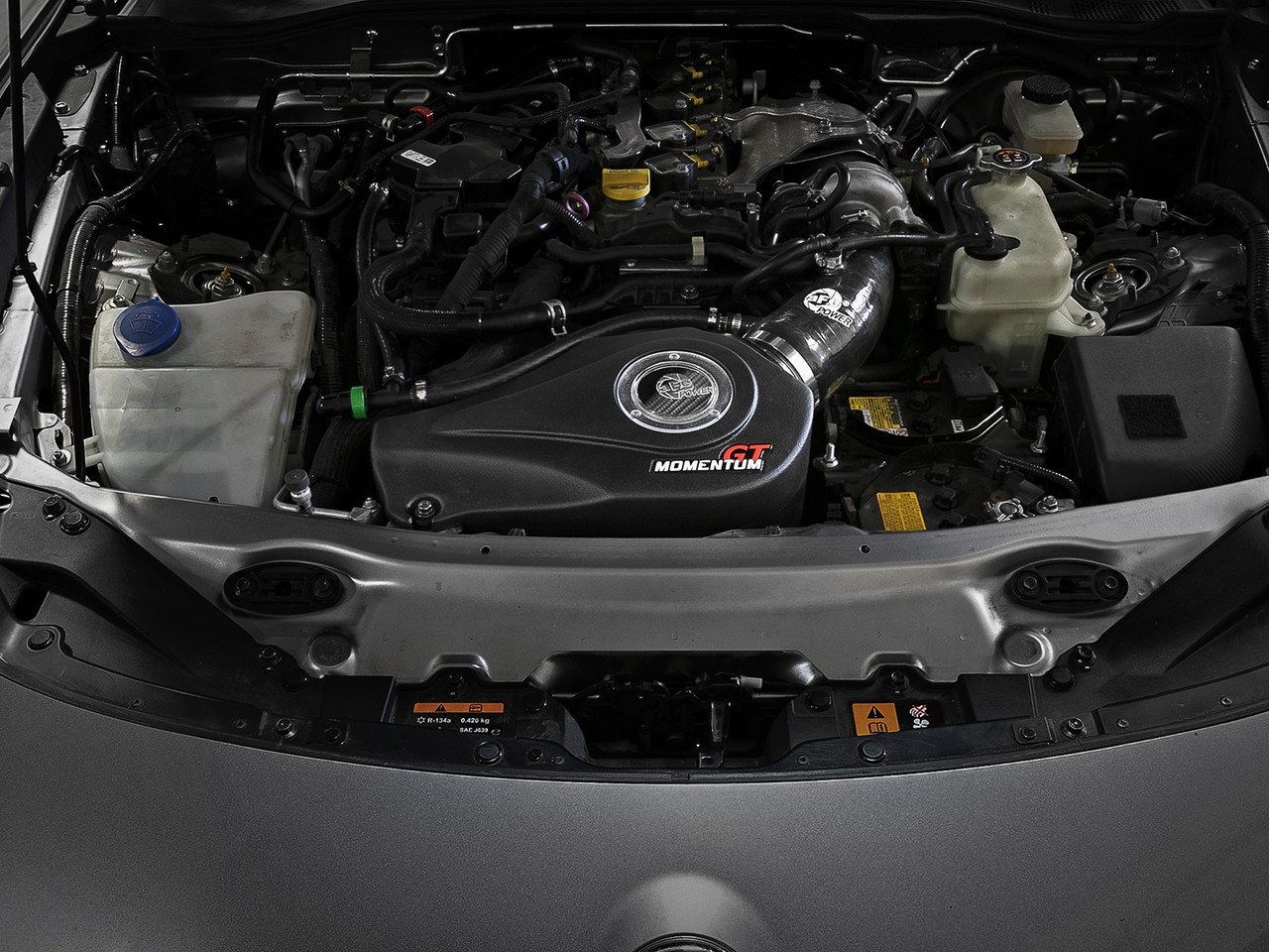 2017-on 124 Spider aFe Momentum GT Cold Air Intake Auto Ricambi