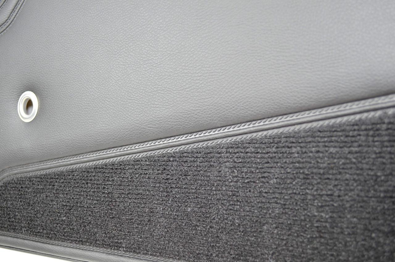 Black Lower Door Panel Pair - 1979-85