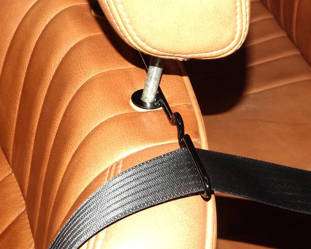 Seat Belt Guide Set