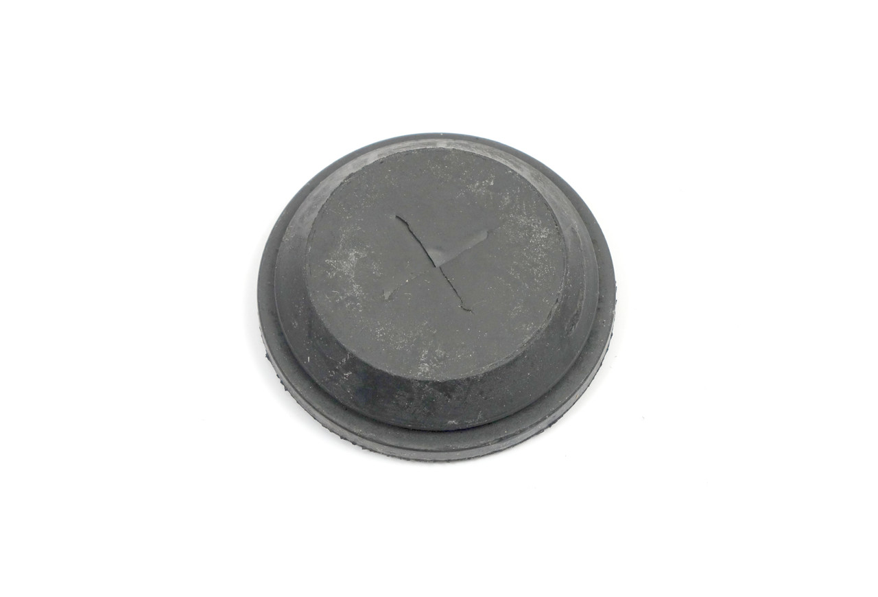 Rubber Drain Plug - Large with Drain