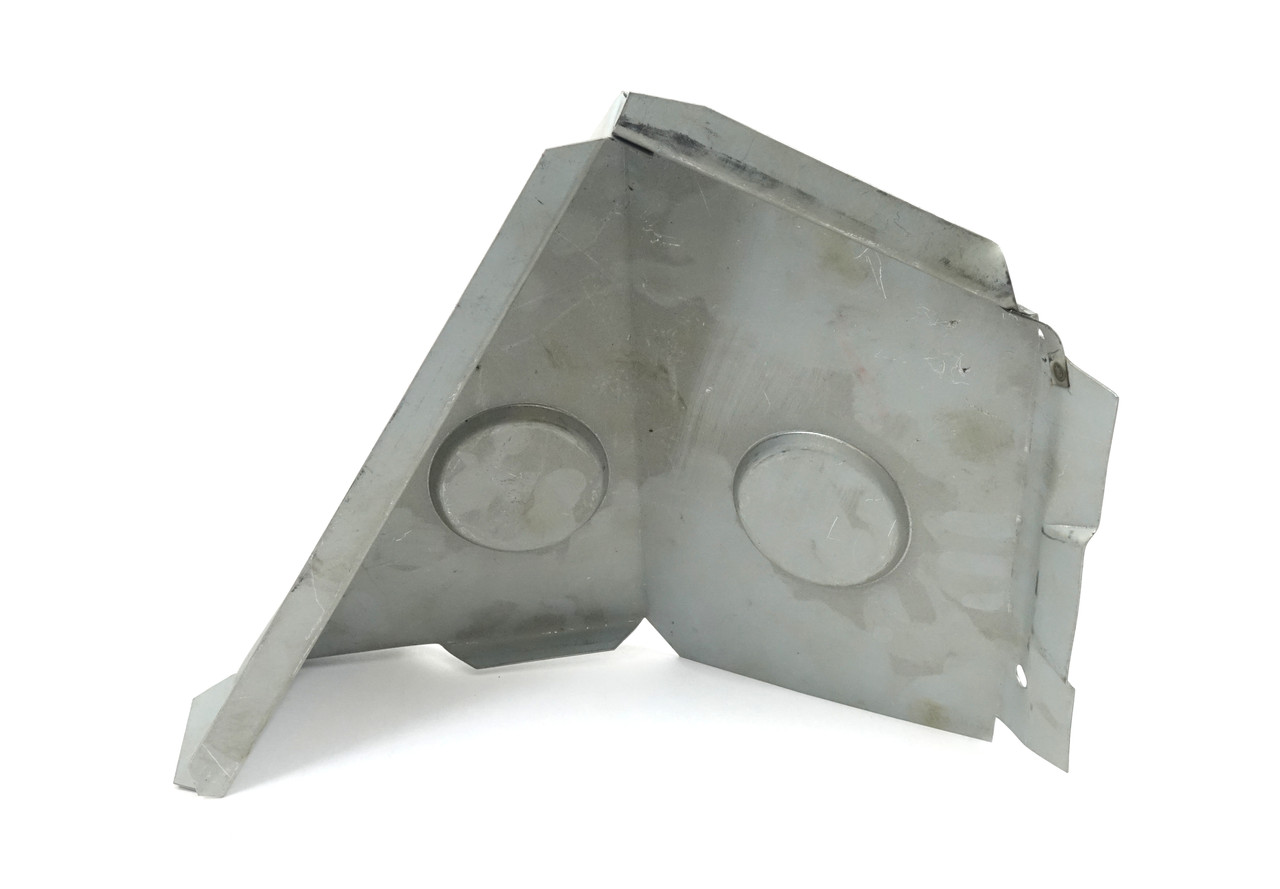 Driver side (left) outer rocker front piece with upper box section FIAT 124 Spider, Spider 2000 and Pininfarina - 1966-1985 - Auto Ricambi