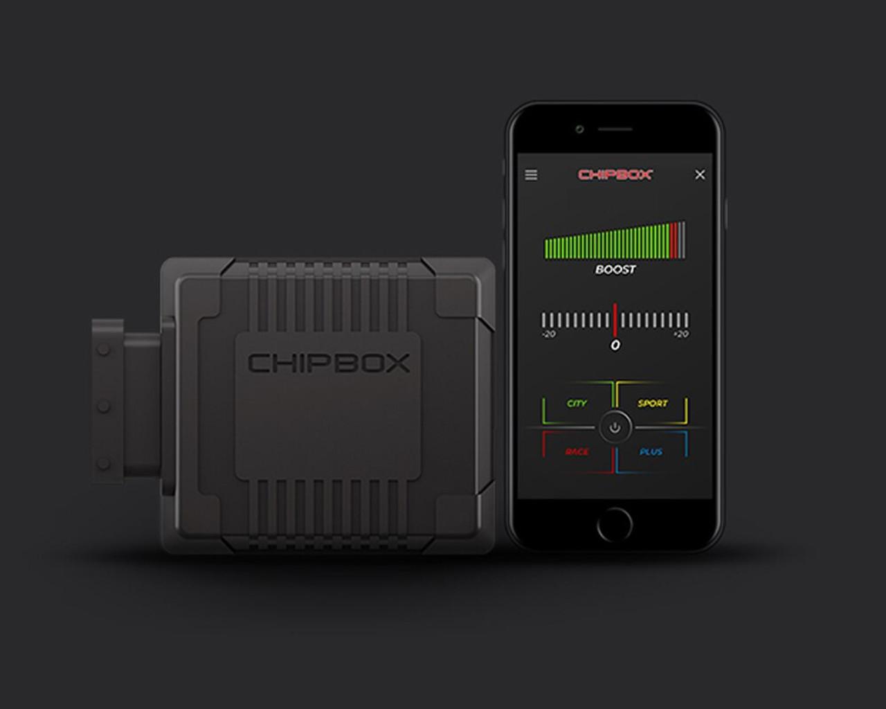 2017-on FIAT 124 Spider Chipbox Performance Unit Bluetooth version -Auto Ricambi
