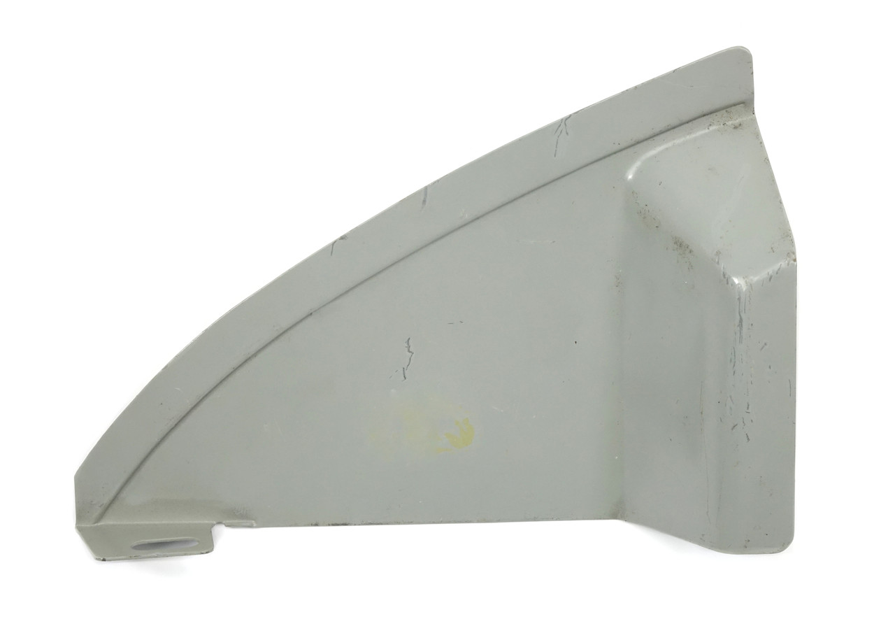 Driver (left) side front inner fender union - OEM FIAT 124 Spider, Spider 2000, Pininfarina - 1966-1985 - Auto Ricambi