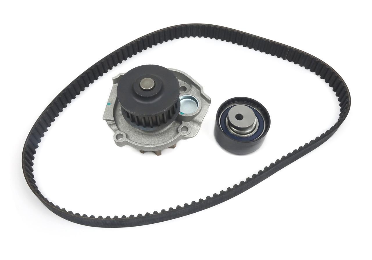 FIAT 1.4L Timing belt, tensioner & water pump kit  Fits 2012-on FIAT 1.4L Multiair, 500/124 Spider models - Auto Ricambi