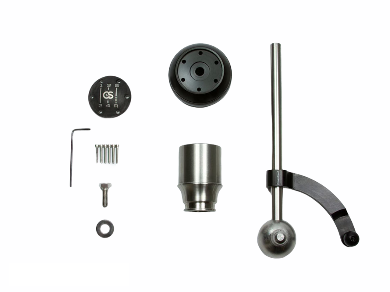 FIAT Abarth/Turbo 500 Short Shifter Kit Fits 2012-on FIAT 500 Abarth, 500T with manual transmission - Auto Ricambi