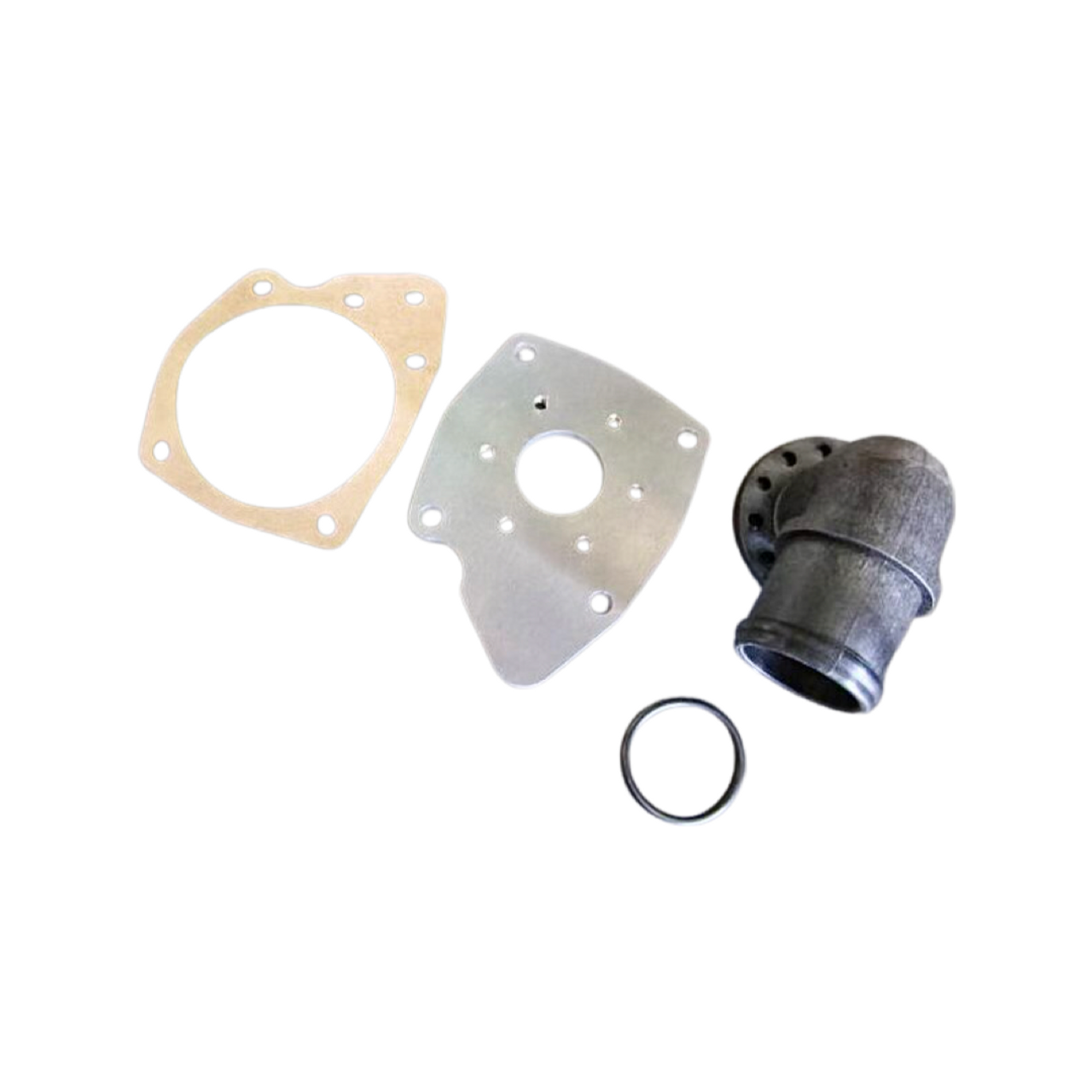 Water Pump Block-off Kit to be used with Electric Water Pump FIAT 124 Spider, Sport Coupe, Spider 2000, Pininfarina - 1966-1985 - Auto Ricambi