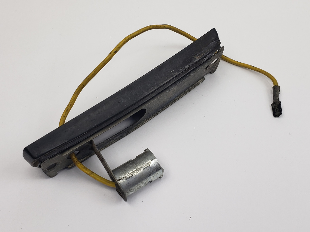 Used Right License Plate Light Base - 1975-85