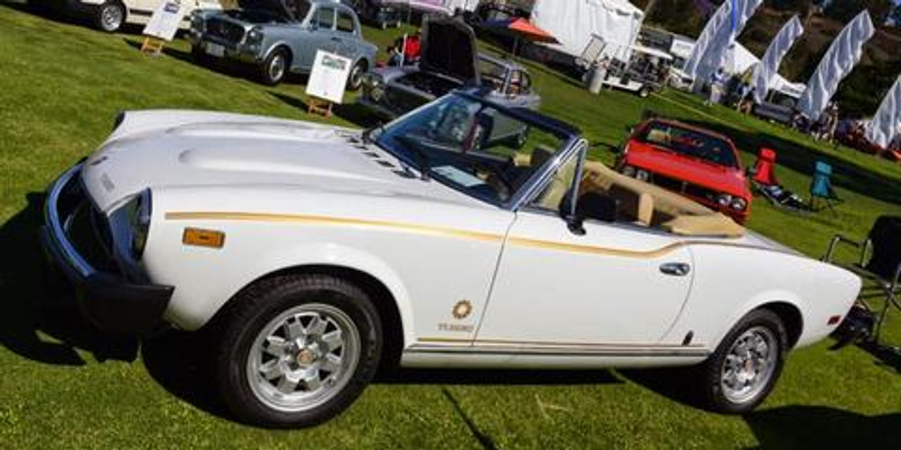 Turbo wheel spoke decal set Speedline SL133 or Cromodora CD134 - Auto Ricambi