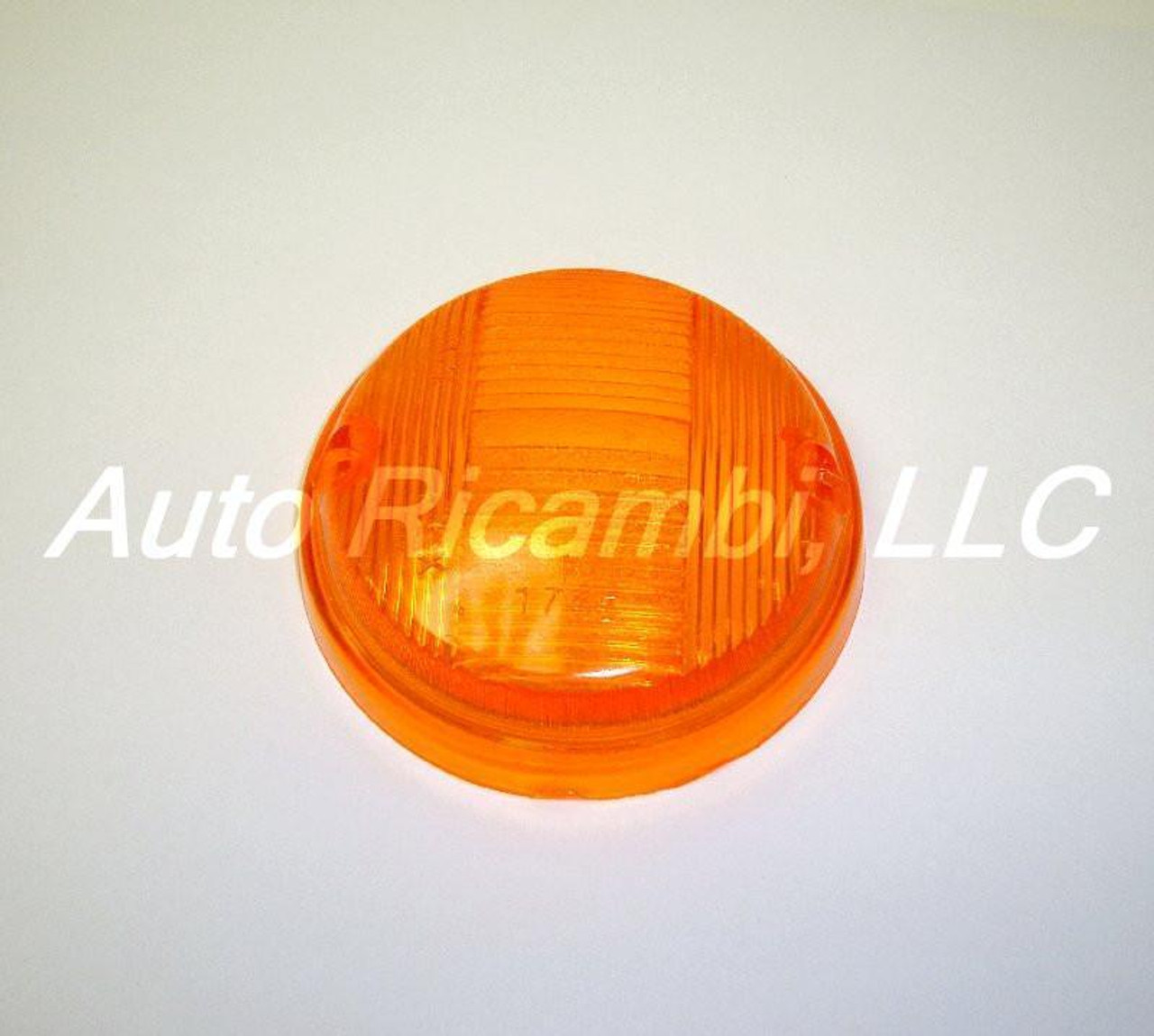 Amber Front Turn Signal Lens - Sport Coupe 1967-69