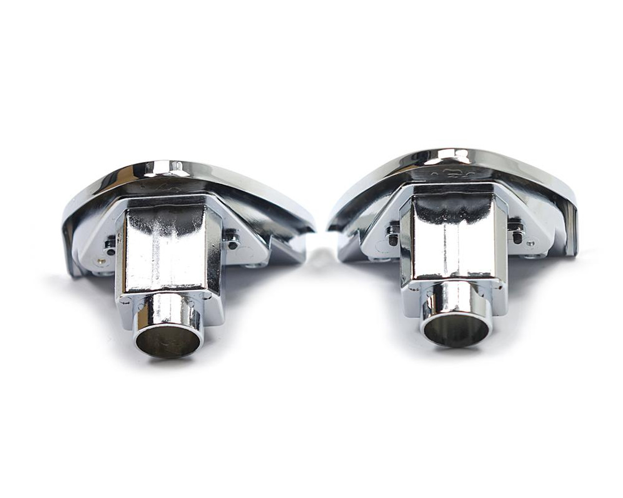 License Plate Light Assembly Pair - 1966-74