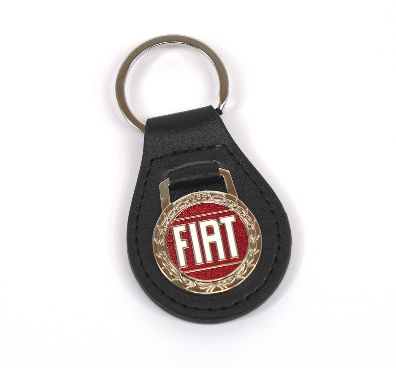 FIAT Logo Key Chain