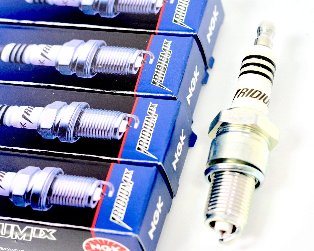 FIAT NGK Spark Plug Set - All 2012-on FIAT 1.4L