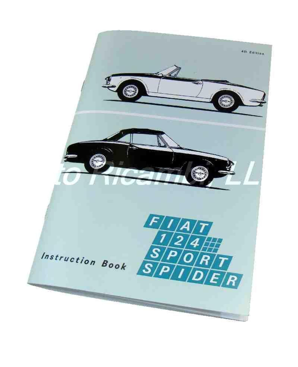 Owners Manual - 1968-69