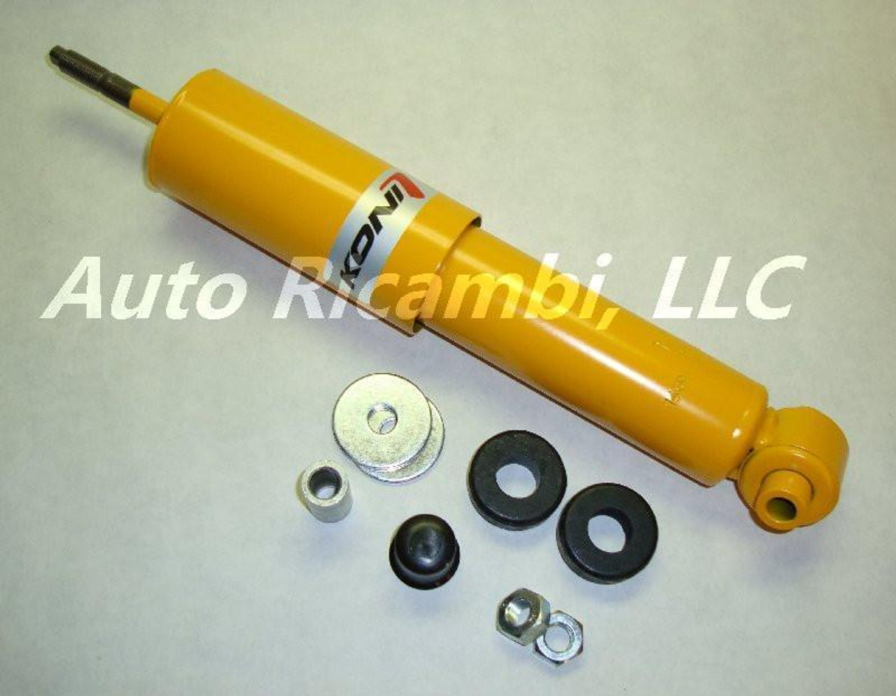 High performance Koni Yellow Sport double adjustable front shock FIAT 124 Spider, Sport Coupe, Spider 2000 and Pininfarina - 1966-1985 - Auto Ricambi