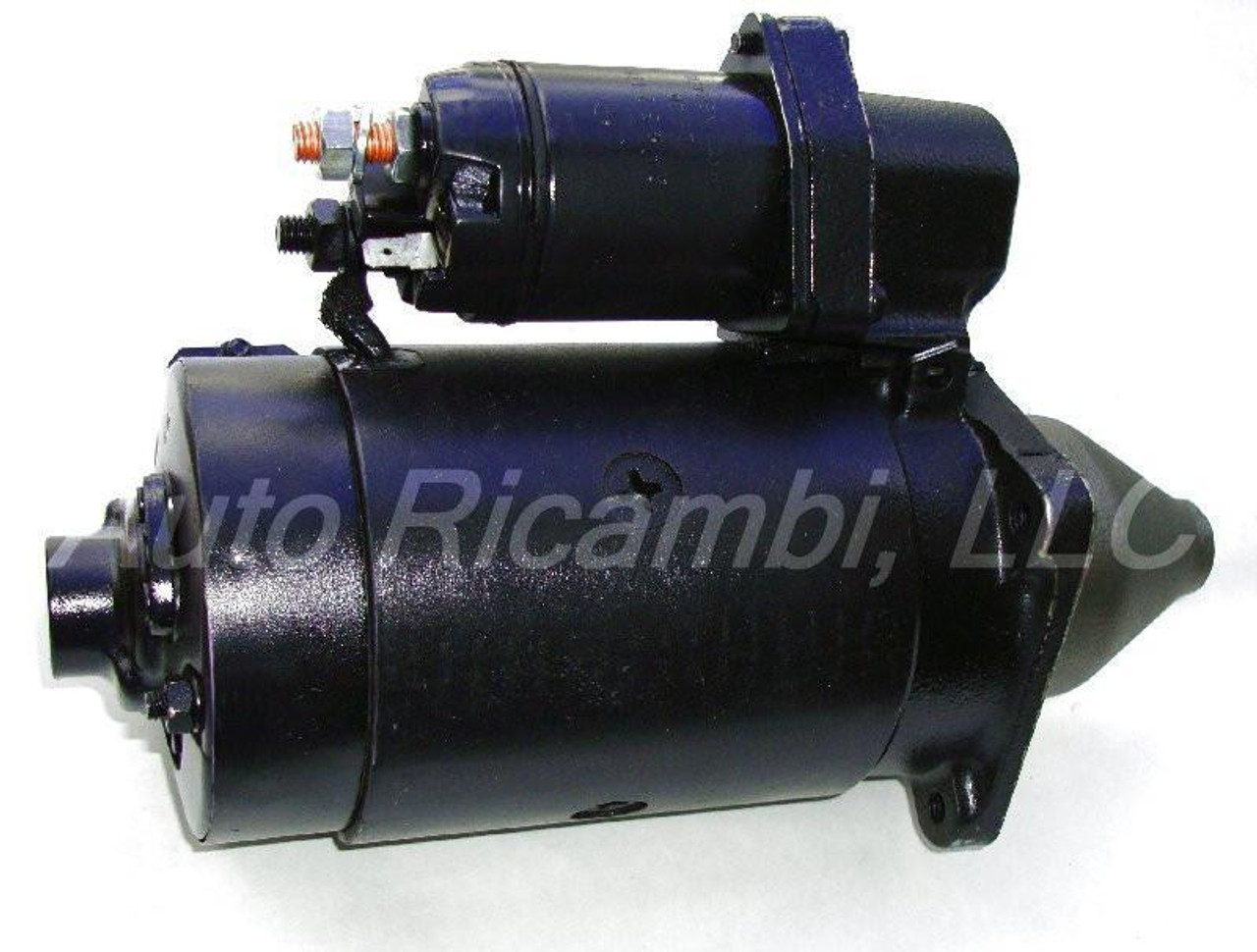 Starter - Fiat 124 1966-85 - Remanufactured
