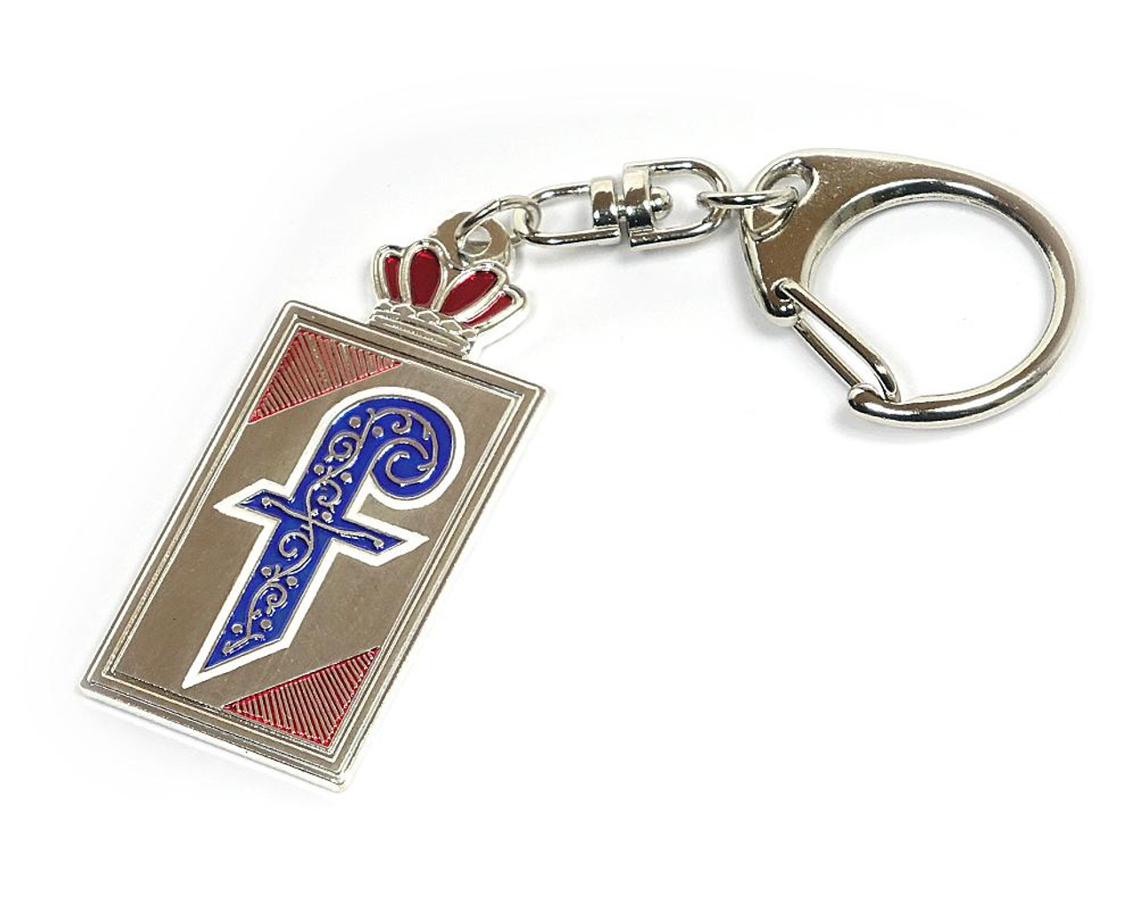 PININFARINA Logo Key Chain