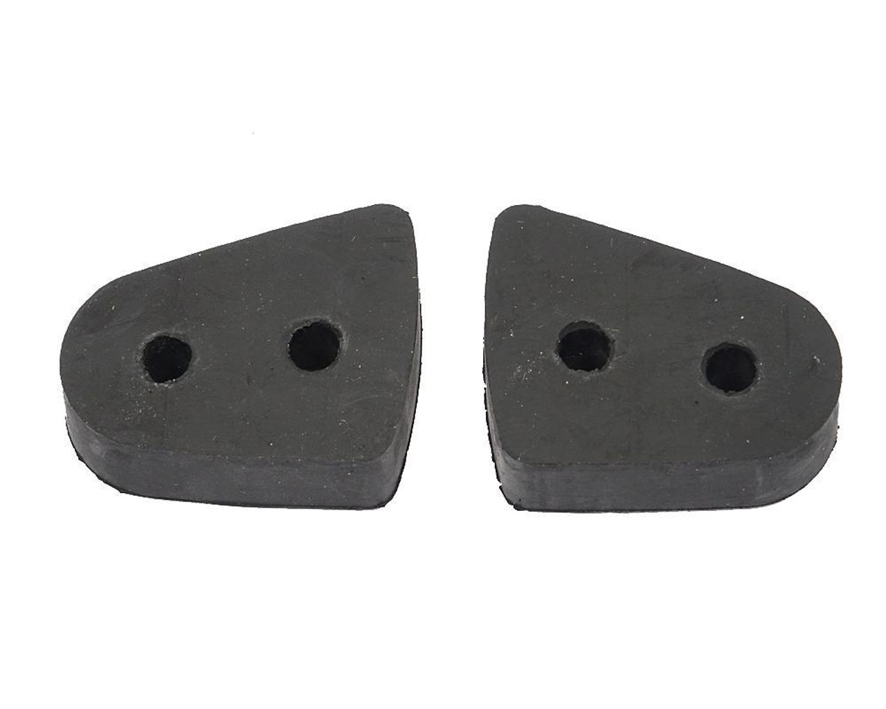 Original Solid Rubber Door Guide Set