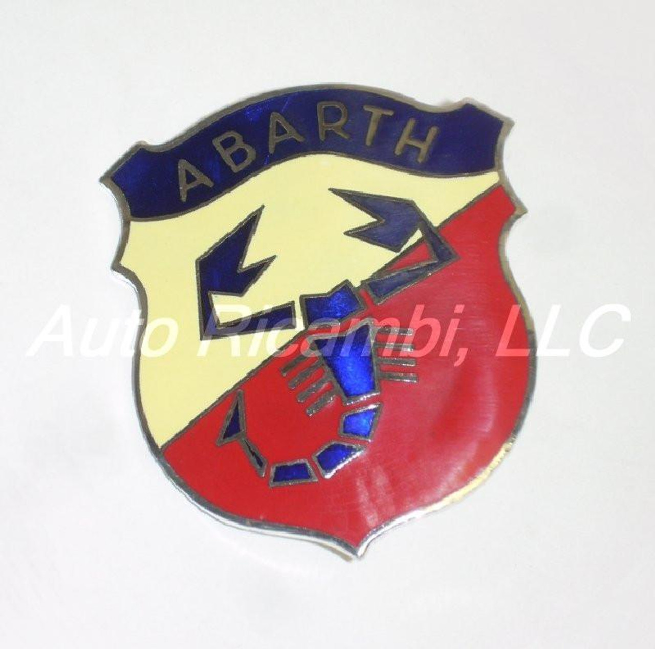 ABARTH Emblem - 70mm