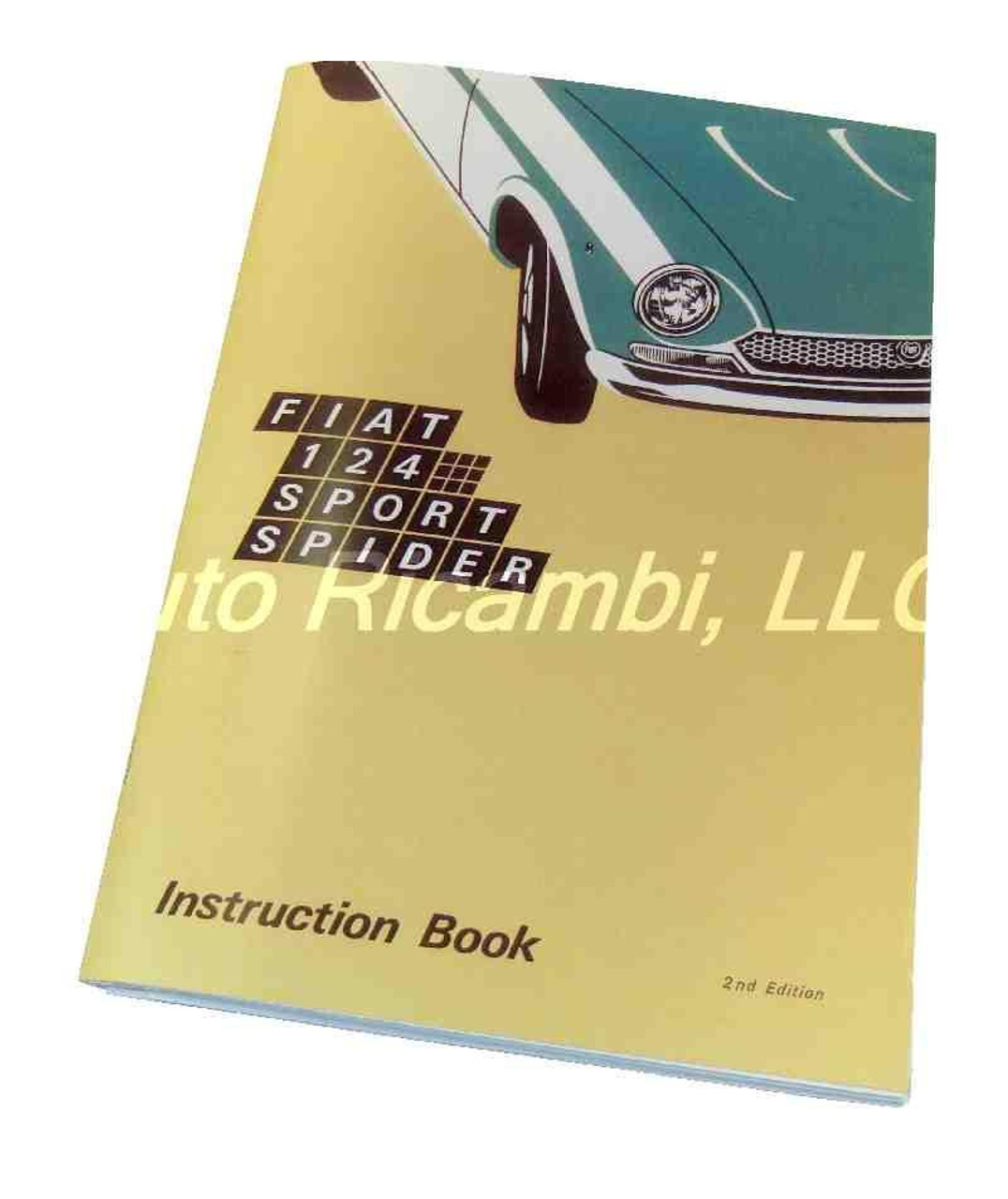 Owners Manual - 1971