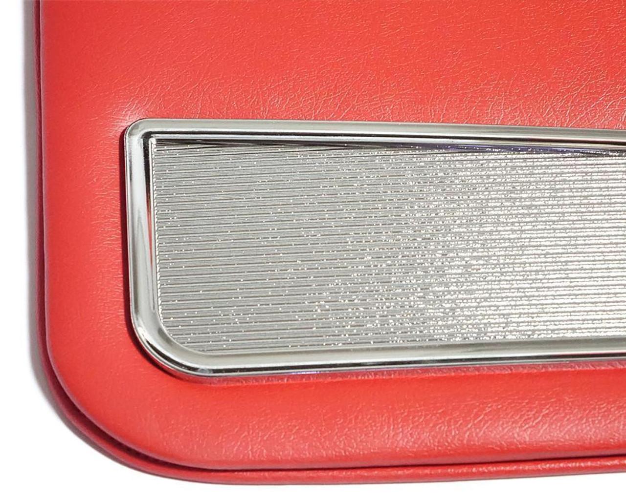 Red Door Panel Pair - 1966-78