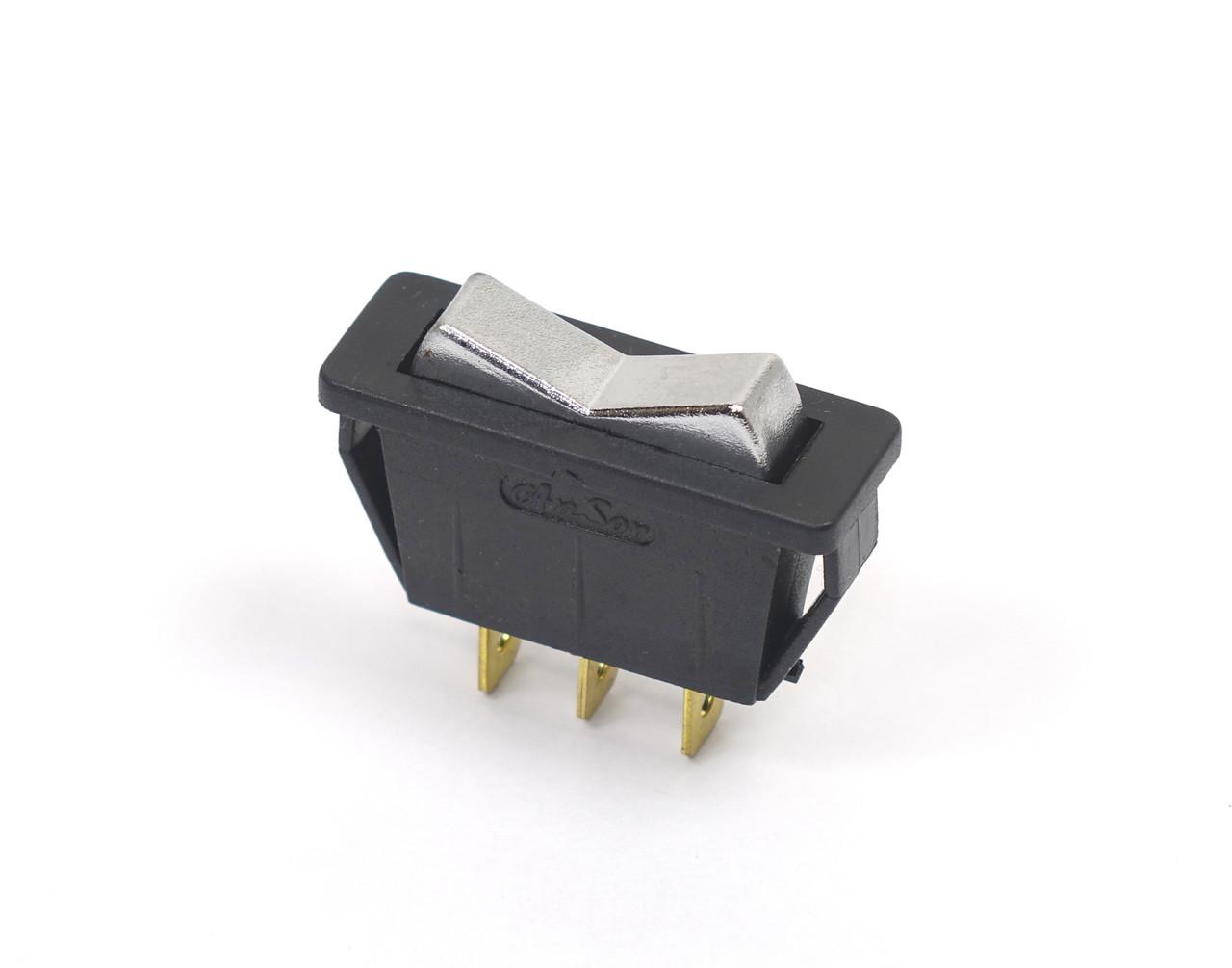 Chrome Heater Fan Switch