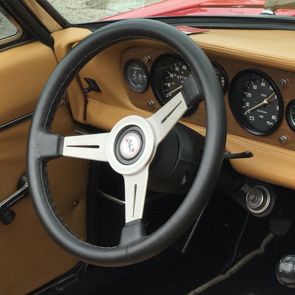 Heater Valve Installation - Classic FIAT 124 Spider