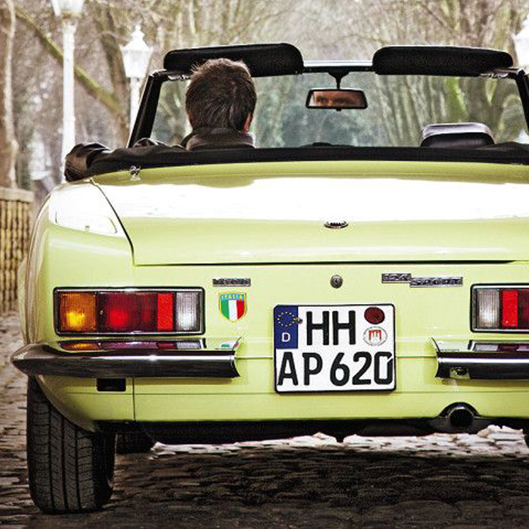 Cooling System Bleeding - Classic FIAT 124 Spider