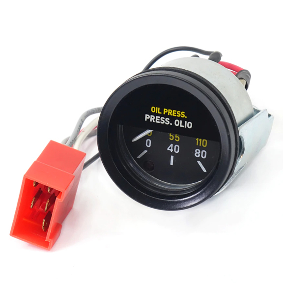 Oil Pressure Gauge Wiring Instructions