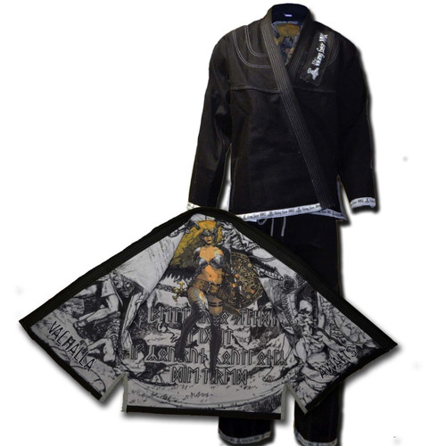 Call of The Valkyrie Premium Gi