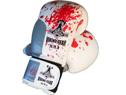 Berserker Blood Lust 16 Oz Pro Boxing gloves