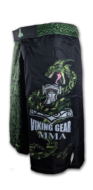 Midgard Serpent Fight Shorts