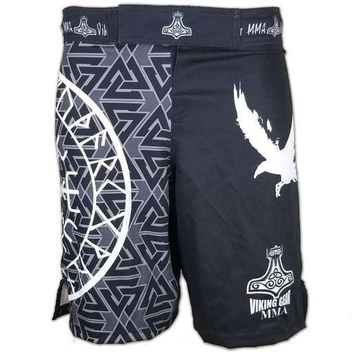 Viking Essentials: Odin's Armor MMA Shorts