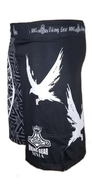 Viking Essentials: Odin's Armor MMA Shorts