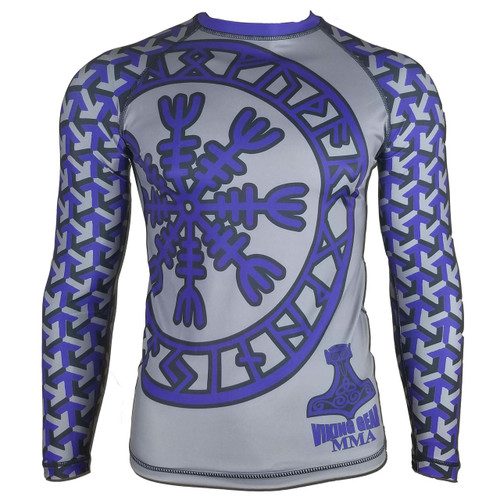 Viking Essentials: Tyr's Steel Rashguard