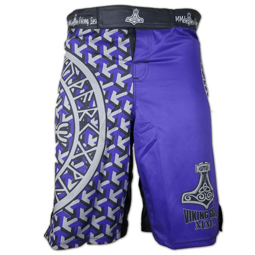 Viking Essentials: Tyr's Steel MMA Shorts