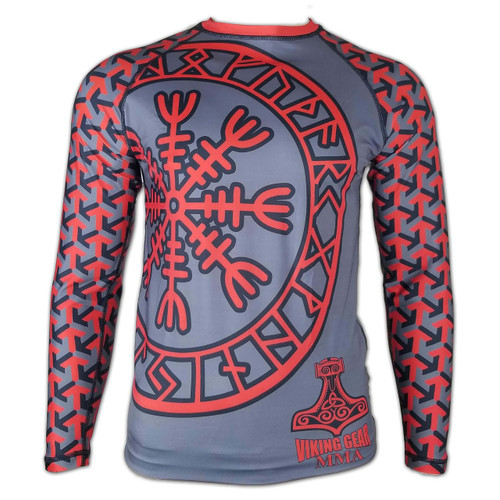 Viking Essentials: Tyr's Blood Rashguard
