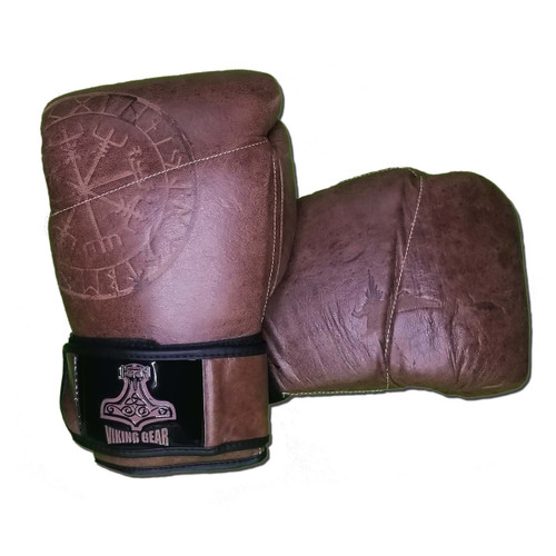 Viking Essentials: Raw Hide Training Gloves