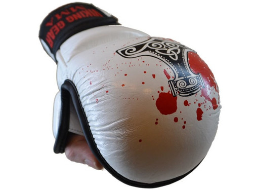 MMA Gloves, proffesional fight wear, boxing sparring gloves, training gear, UFC training equipment, mix martial arts, leather martial arts gloves, pro martial arts gloves,