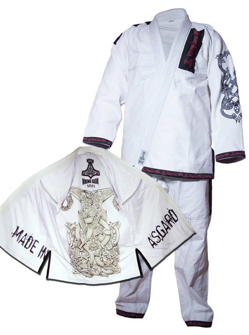 Asgard Warrior Gi (Limited Edition)