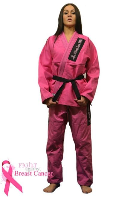 Girl Power Pink Gi