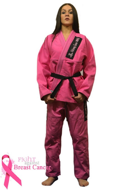 Girl Power Pink Gi