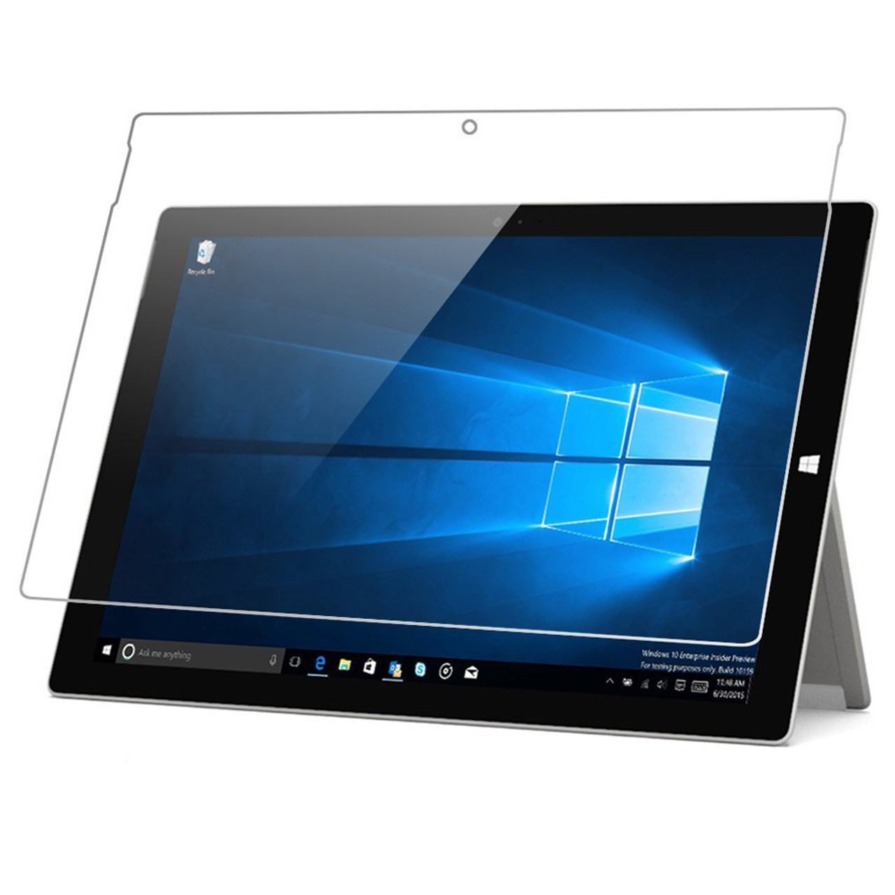 promo code e8f81 b7d4f Clear or Matte Screen Protector for Microsoft Surface Pro 4
