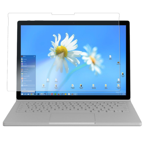 """3x Clear or Matte Screen Protector for Microsoft Surface Book 2 (13.5"""")"""