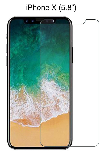 10x Clear or Matte Screen Protector for Apple iPhone X