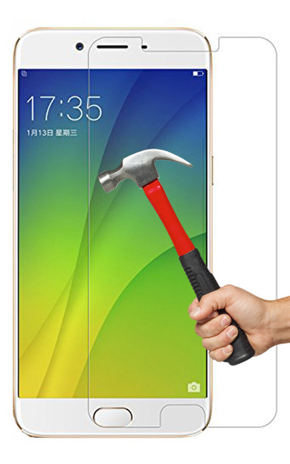 2x Premium 9H Tempered Glass Screen Protector for OPPO A57