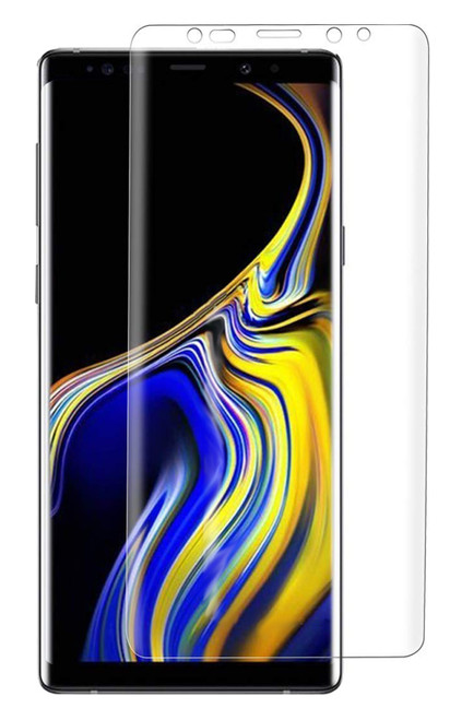 3x Full Cover Clear Screen Protector for Samsung Galaxy Note 9