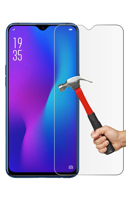 2x Premium 9H Tempered Glass Screen Protector for OPPO R17 / R17 Pro