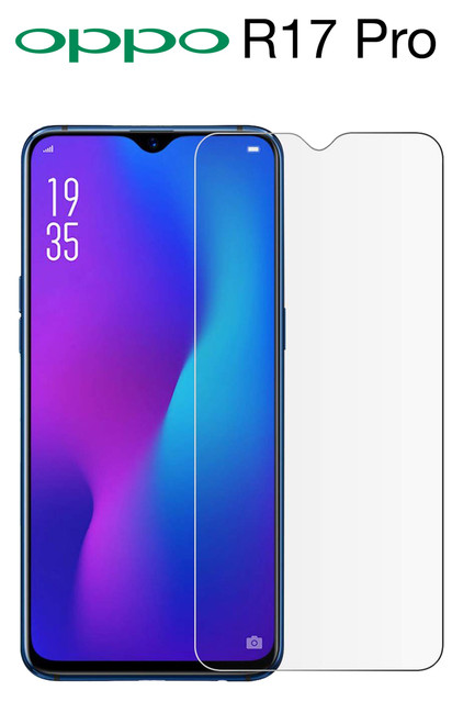 3x Clear or Matte Screen Protector for OPPO R17 / R17 Pro