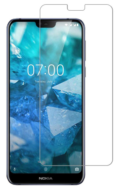 3x Clear or Matte Film Screen Protectors for Nokia 7.1